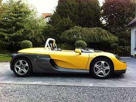 Renault Sport Spider 2.0i 150HP