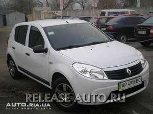 Renault Symbol ll 1.6i (102Hp)