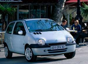 Renault Twingo (C06) 1.2 i 16V 75 HP