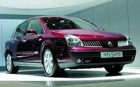 Renault Vel Satis 2.0 T F4Rt 163 HP
