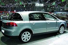 Renault Vel Satis 2.2 dCi G9t 150 HP