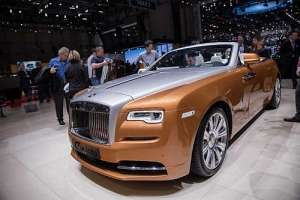 Rolls-Royce Dawn 6.6 AT (570 HP)