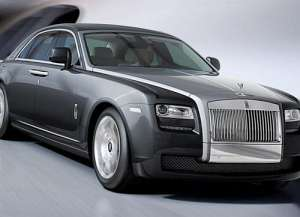 Rolls-Royce Ghost 6.6 V12 48V  570 HP