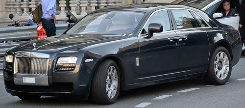 Rolls-Royce Ghost EWB 6.6 V12 48V (570 Hp) EWB