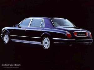 Rolls-Royce Park Ward 5.4 i V12 326 HP