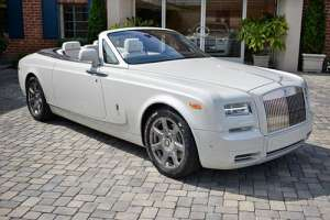 Rolls-Royce Phantom Drophead Coupe 6.75 i V12 460 HP Automatik