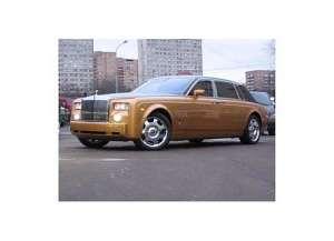 Rolls-Royce Phantom Extended Wheelbase 6.75 i V12 48V 460 HP ED