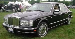Rolls-Royce Silver Seraph 5.4 i V12 326 HP