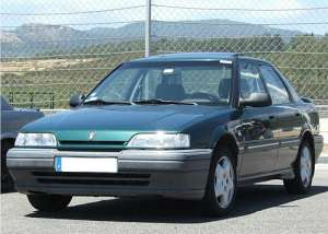 Rover 400 (XW) 418 D 67 HP