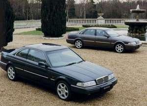 Rover 800 Coupe 820 Ti 200 HP