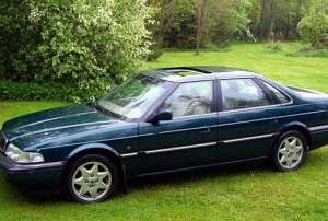 Rover 800 Coupe 825 Si RS 175 HP