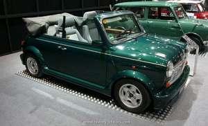 Rover Mini MK I Cabrio 1300 63 HP