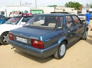 Rover Montego 2.0 104 HP