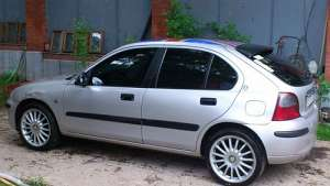Rover Streetwise 1.6 109 HP