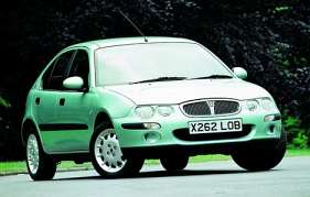 Rover Streetwise 1.8 117 HP