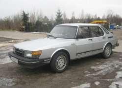Saab 900 I 2.0 c 108 HP