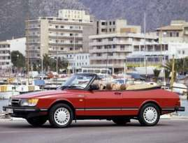Saab 900 I 2.0 i 16V Turbo 141 HP