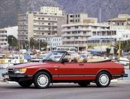 Saab 900 I 2.0 i 16V Turbo 160 HP