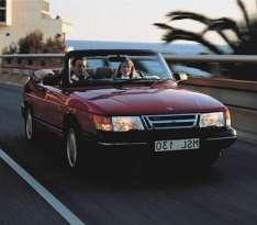 Saab 900 I Cabriolet 2.0 i 16V 126 HP