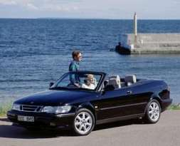Saab 900 II Cabriolet 2.0  16 Turbo 185 HP