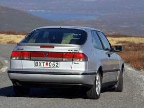 Saab 900 II Combi Coupe 2.0  16 Turbo 185 HP