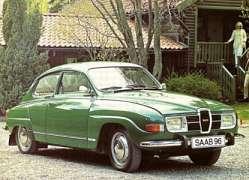 Saab 96 1.5 V4 68 HP
