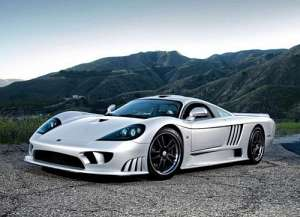 Saleen S7 7.0 i V8 558 HP – cars by name