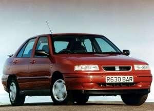SEAT Toledo I (1L) 1.8 16V 128 HP