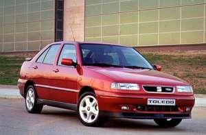 SEAT Toledo I (1L) 2.0 i 16V 150 HP