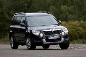Skoda Yeti I Facelift 2.0d MT (140 HP) 4WD