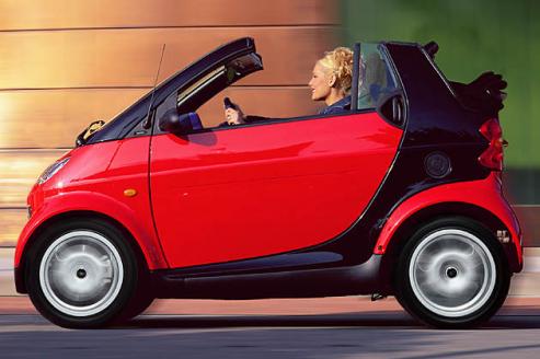 Smart city-cabrio (MC01) 0.7 i 50 HP