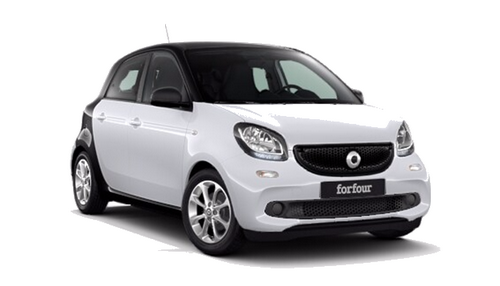 Smart Forfour 1.5 cdi 68 HP