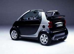 Smart Fortwo Cabrio 0.7i Brabus 75 HP