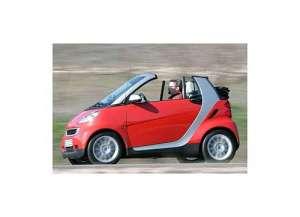 Smart Fortwo II cabrio 0.8d 45 HP