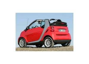 Smart Fortwo II cabrio 1.0i 98 HP turbo Brabus