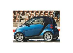 Smart Fortwo II coupe 1.0i 84 HP