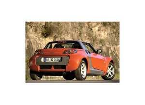 Smart Roadster cabrio 0.7 i 82 HP