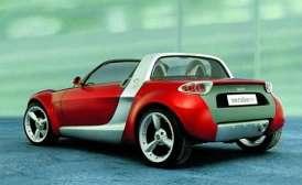 Smart Roadster cabrio 0.7i 101 hp