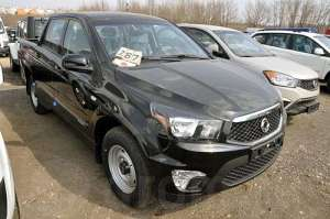 SsangYong Actyon Sports II 2.3 MT (150 HP) 4WD