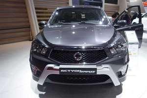 SsangYong Kyron I Facelift 2.3 AT (150 HP) 4WD