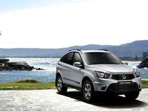 SsangYong Kyron I Facelift 2.3 MT (150 HP) 4WD