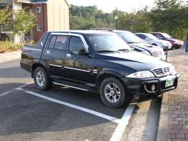 SsangYong Musso Sports 2.9 TD (120Hp)