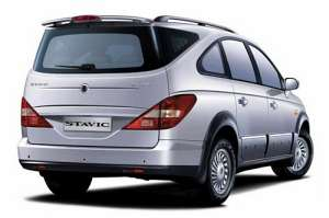 SsangYong Stavic 2.0d AT (149 HP) 4WD