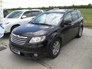 Subaru Tribeca I Facelift 3.6 AT (258 HP) 4WD