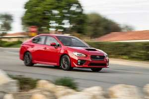 Subaru WRX Sedan 2.0 CVT (268 HP) 4WD