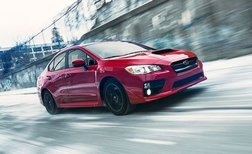 Subaru WRX Sedan 2.0 MT (268 HP) 4WD