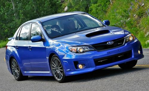 Subaru WRX Sedan STi 2.5 MT (300 HP) 4WD