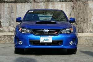 Subaru WRX STi Sedan 2.5 MT (300 HP) 4WD