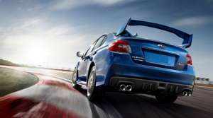 Subaru WRX STi Sedan Type S 2.0 MT (305 HP) 4WD