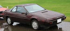 Subaru XT Coupe 1.8 i 4WD Turbo 98 HP